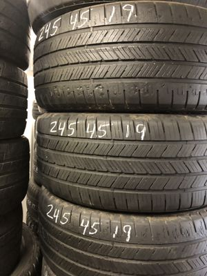 ‼️Tires $25 or $90 set most of used tires‼️ for Sale in Joplin, MO