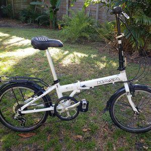 Shimano 6-speed Folding Bike for Sale in Miami, FL