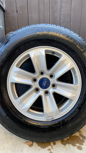 2018 F150 wheels and tires for Sale in Corona, CA