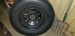 Dump trailer tires 6 lug for Sale in Perris, CA