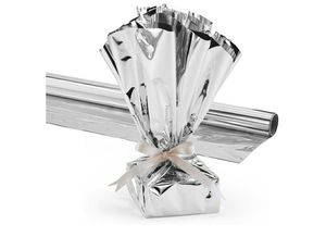 30 silver mirrored bags $12 for Sale in Blythewood, SC