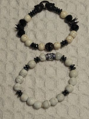Custom hand maid bracelets.. for Sale in Pittsburgh, PA