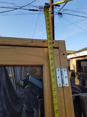 Wood Screen doors for Sale in Los Angeles, CA