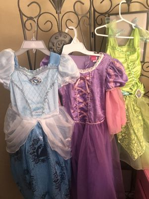 Disney Princess Dresses for Sale in Spring Valley, CA