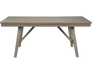 Ashley - Aldwin Rectangular Dining Room Table - Casual Style - Gray for Sale in Broadview Heights, OH