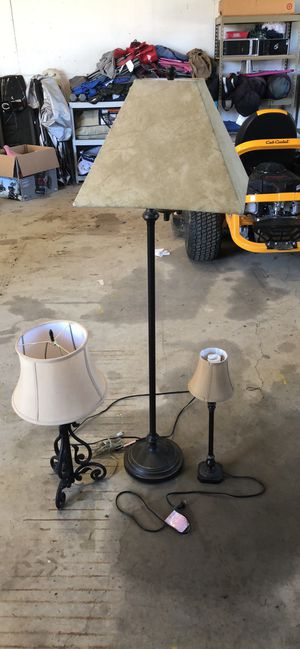 Lamp bundle for Sale in Aurora, OR