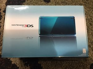 Nintendo 3DS With Nerf 3DS Hard Case for Sale in Las Vegas, NV