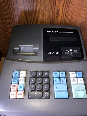 Sharp Cash Register for Sale in Springfield, OR