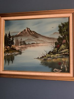 Any suggestions on where to find the value of this Painting? Any suggestions appreciated for Sale in Clayton, NC