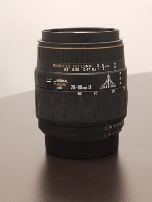 Quantaray 28-90mm Camera Lens for Nikon for Sale in St. Louis, MO