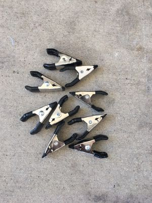 9PCS MINI CLAMPS for Sale in Fremont, CA