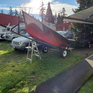 2018 15 Ft. Custom Built Drift Boat for Sale in Salem, OR
