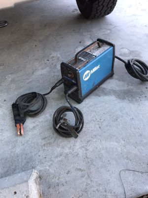 Miller maxstar 150s stock welder 110v in good condition you can test before buy it for Sale in Torrance, CA