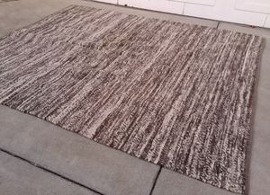 Beautiful Wool Rug (Color: brown and neutral tones) Size 8.5 Ft x 10.5 Ft for Sale in Chula Vista, CA