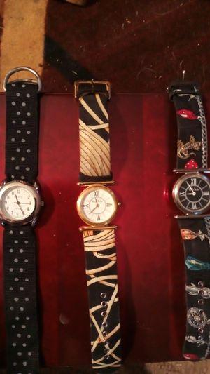 Women's Wrist Watch x 3 for Sale in Fort Worth, TX