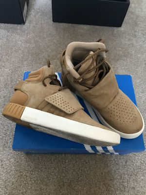 Adidas tubular invader strap size 5.5 for Sale in Rancho Cucamonga, CA