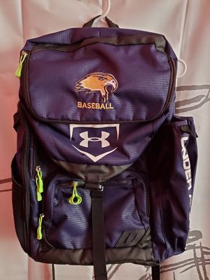 UNDERARMOUR BASEBALL BACKPACK. for Sale in Chicago, IL