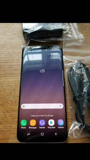 SAMSUNG Galaxy S8, Factory UNLOCKED//Excellent Condition// As like New.. for Sale in Springfield, VA