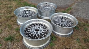 BMW BBS 2 Piece Wheels Style 5s for Sale in Bremerton, WA