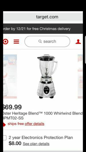 Classic beehive blender for Sale in Los Angeles, CA