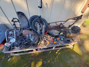 89 Kawasaki csr 305 parts (complete bike) for Sale in Bonita, CA