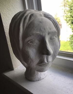 Head sculpture for Sale in Vestal, NY