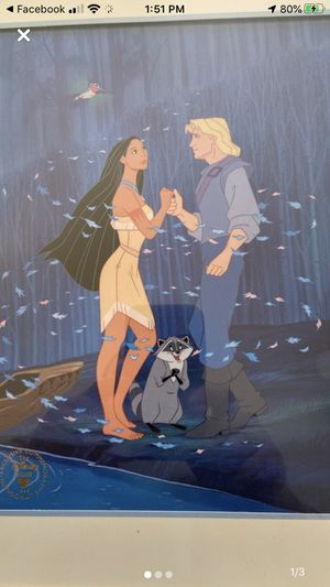 Disney pictures for Sale in Waynesboro, VA
