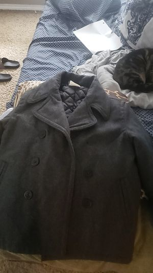 Crazy 8 grey casual jacket size 5/6 for Sale in Austin, TX