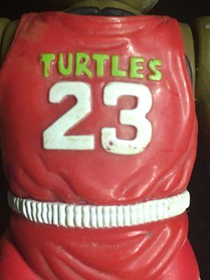 Vintage TMNT ninja turtles Action Figure Toy Collection for Sale in El Paso, TX