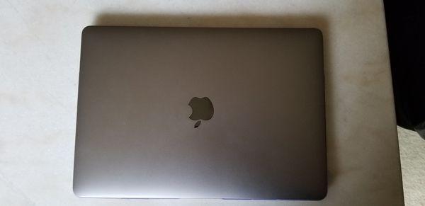 2018 macbook pro i5 8th gen 256 gb