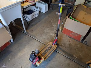 Go Ped needs a carb clean and maybe a gas tank. These scooters are worth up too $400. Firm on price new parts should cost $60. for Sale in Thornton, CO