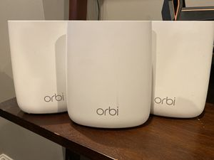 NETGEAR Orbi Home Mesh WiFi System for Sale in Baltimore, MD