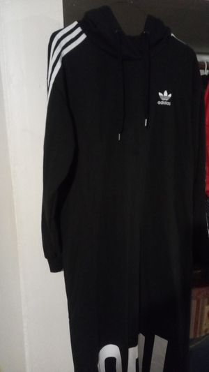 Adidas women's dress outfit hoodie for Sale in San Francisco, CA
