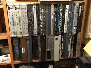 Vintage Audio Video Equipment. for Sale in Hinsdale, IL