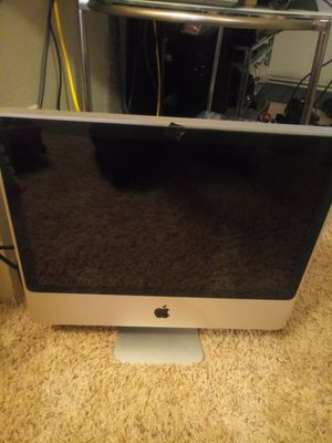 Apple monitor with computer for Sale in Aurora, CO