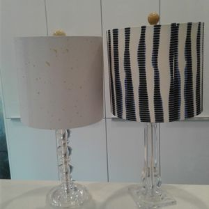 Table Lamps. $30 Each for Sale in Highland Park, IL