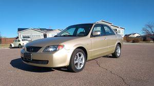 2002 MAZDA PROTEGE LOW MILES for Sale in Colorado Springs, CO