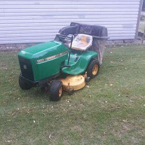 John dear 160 lawn tractor 38in deck for Sale in Spanaway, WA
