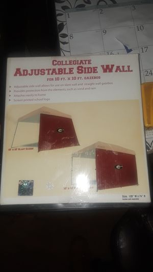 Adjustable side wall for Sale in Kennesaw, GA