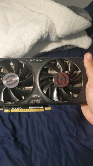 EVGA Gtx 750 ti graphics card (Ship or meet) for Sale in Palm City, FL