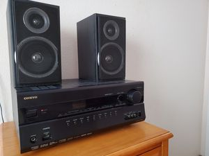 Onkyo Stereo System for Sale in Wood Village, OR