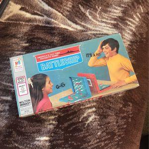Vintage 60's battleship board game for Sale in Artesia, CA