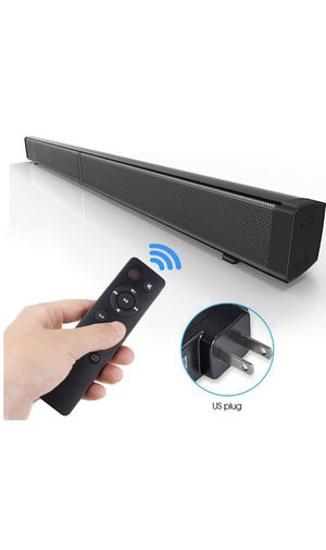 Sound Bar LP-09 Bluetooth Speaker for Sale in Silver Spring, MD