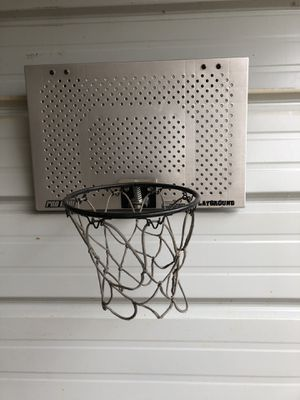 prolife basketball hoop with backboard for Sale in Clayton, NC