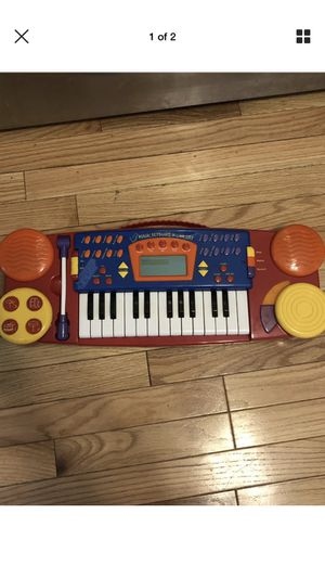 Magic Music Keyboard for Kids for Sale in Fairfax, VA