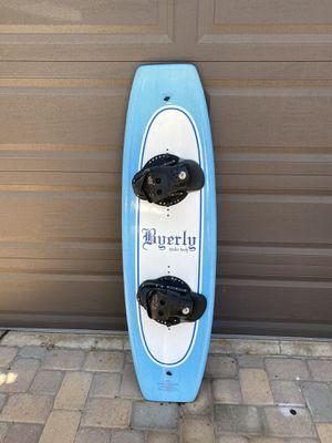 """Wake Tech """"Byerly"""" Wake Board for Sale in Laguna Hills, CA"""