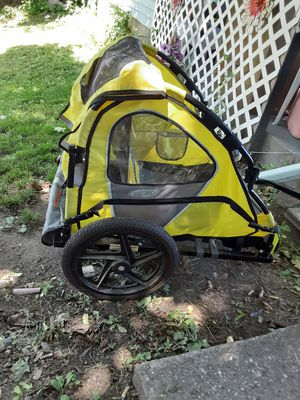 Pull behind kid cart for bicycle for Sale in Berwick, PA