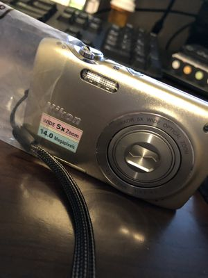 Nikon CoolPix S3100 - Brand New for Sale in Orlando, FL