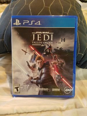 Star was jedi fallen order ps4 for Sale in Murray, KY
