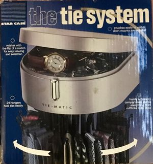 """Tie Rack automatic """"The Tie System """" for Sale in Corona, CA"""